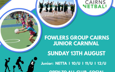 FOWLERS GROUP JUNIOR CARNIVAL!!!
