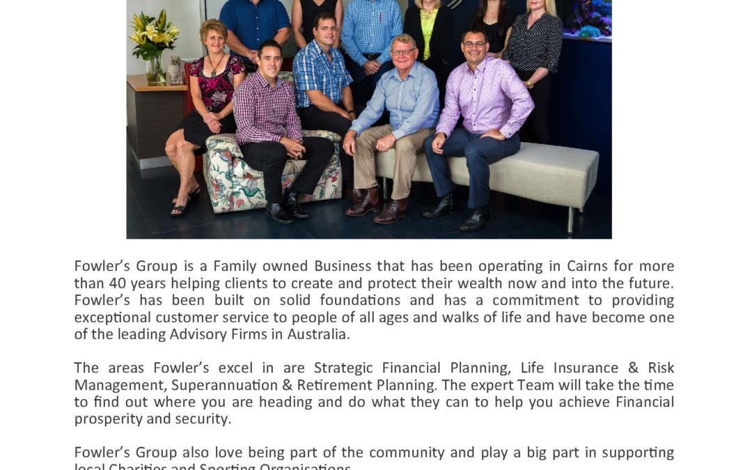FOWLERS GROUP! Want to know more?