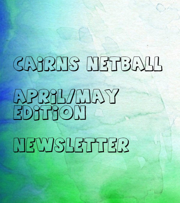 2018 April/May Edition Newsletter