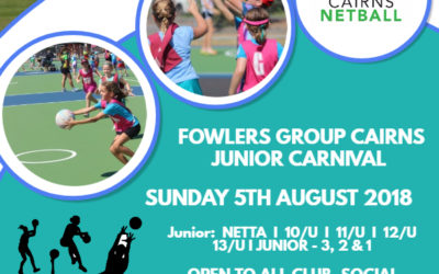 FOWLERS JUNIOR CARNIVAL DRAW & INFORMATION PACK