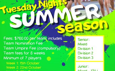 Cairns Netball | Netball for all ages