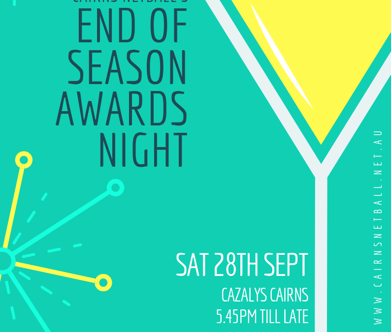 2019 End of season awards night nominations (Major Awards)